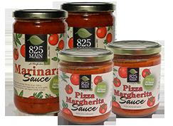 825 Marinara and Pizza Sauces