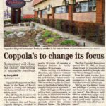 Coppola's to Change Focus