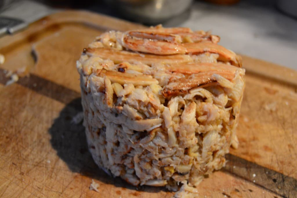 Deviled crabmeat stuffing 057