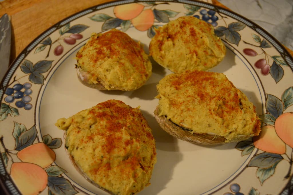 Deviled crabmeat stuffing 070