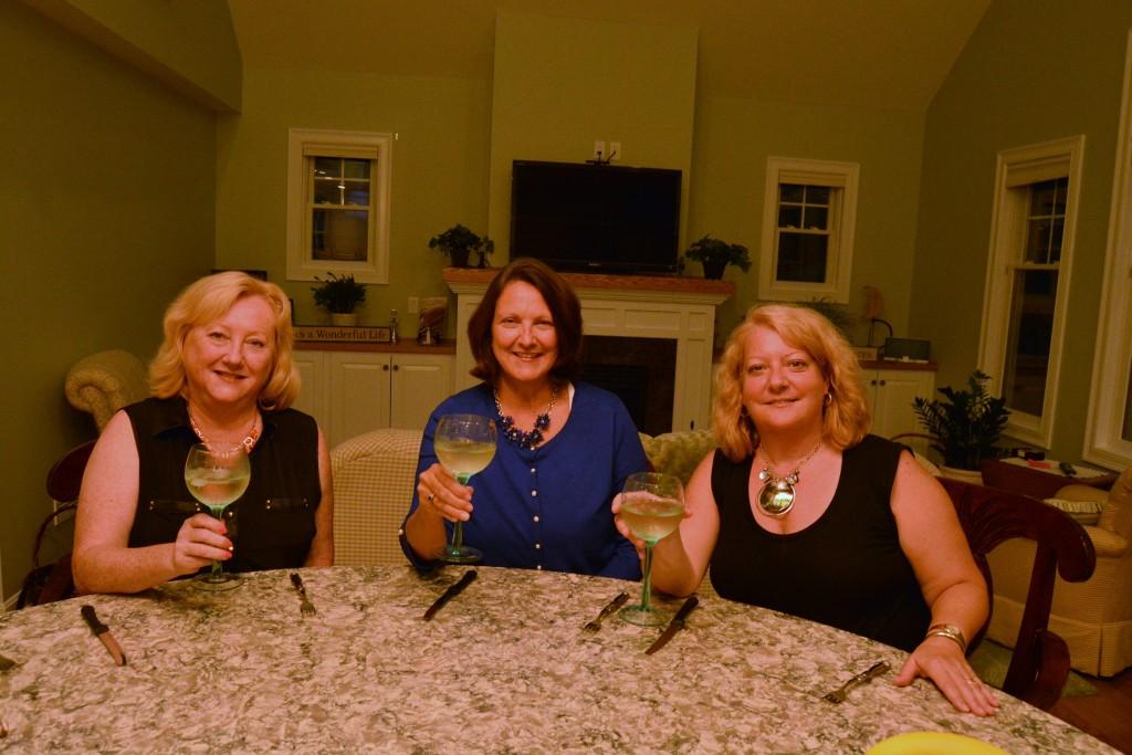 Paula, Jodie, and Mary!!