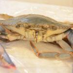 includes soft shel crab parissienne 023