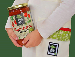 825 Main Sauce - all natural ingredients